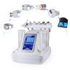 6 In 1 Hydro Microdermabrasion Ultrasonic RF Oxygen Spray Deep Cleansing Facial Machine