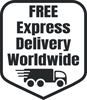 Free Express Delivery Worldwide