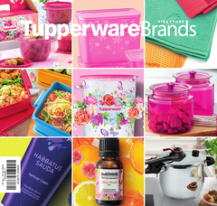 2020_01 - Tupperware Singapore January 2020 Catalogue
