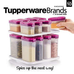 October 2020 Tupperware Collection