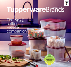 July 2020 Tupperware Singapore Collection