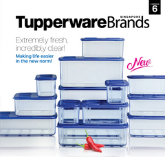 June 2020 Tupperware Singapore Collection
