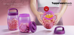 February 2021 Tupperware Products