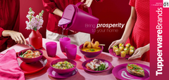 January 2021 Tupperware Products