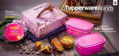 September 2020 Tupperware Collection