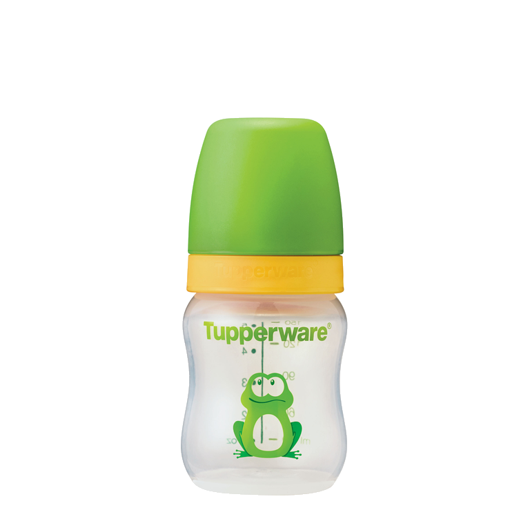 Baby Bottle Frog with Teat 5oz