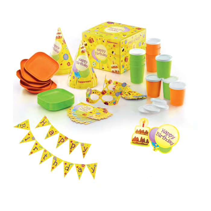 Kid's Birthday Party Pack