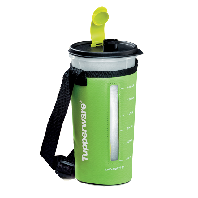 Tupperware Singapore Smart Handolier with Pouch (1.5L)