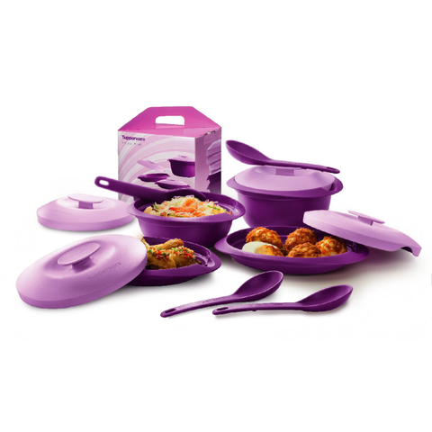 Tupperware SIngapore | 1112 6950  - Petit Lavender Set