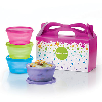 11134828 Tupperware Snack N Go Gift Set