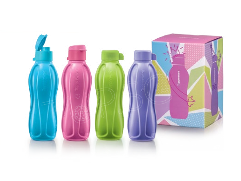 Tupperware 1113 4872 Candy Pop Eco Bottle Set