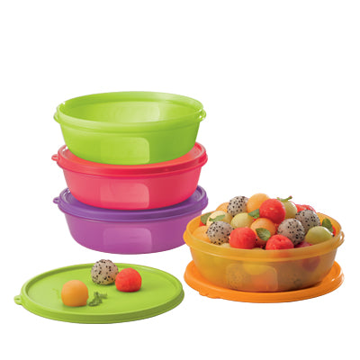 Tupperware Modular Bowl (4) 1.0L