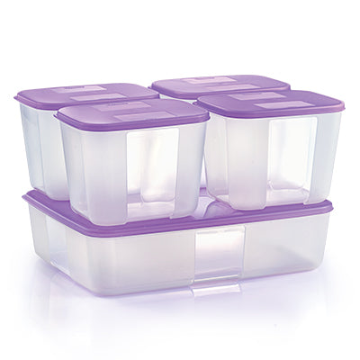 11142163 Tupperware FreezerMate Compact Set
