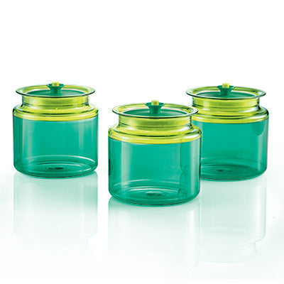 Tupperware Emerald Counterpart Set Counterpart (3) 900ml