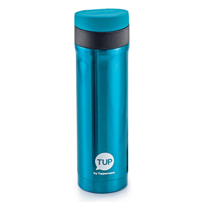 Metallic Thermal Flask - 420ml (Mdnight Blue)