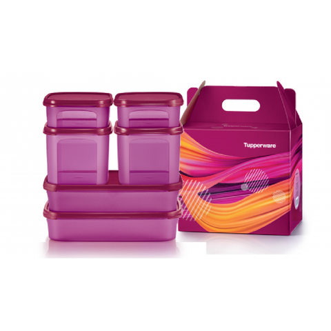 Tupperware Singapore | Mega Modular Set with Gift Box