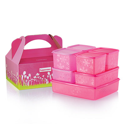 Tupperware Singapore | 2020 Snowflakes Set