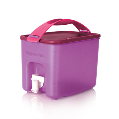 Tupperware Singapore | Click To Go - Beverage Dispenser  3L
