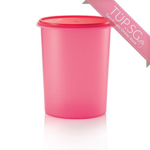 Tupperware Singapore | Tall Canister 10L - Pink