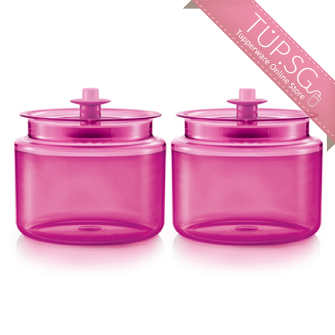 Tupperware Singapore 2020 Counterpart (2) 1.2L