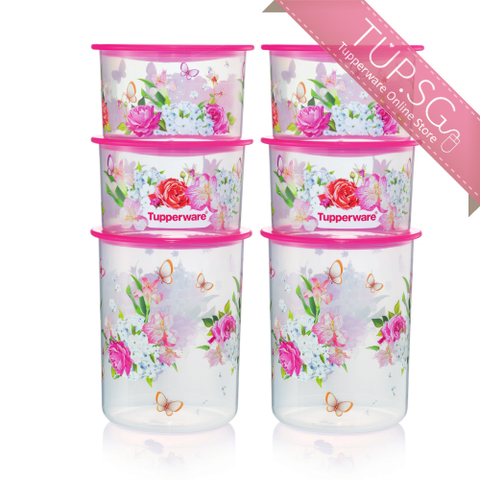 Tupperware Singapore 2020 | 1114 8543 One Touch Spring Garden