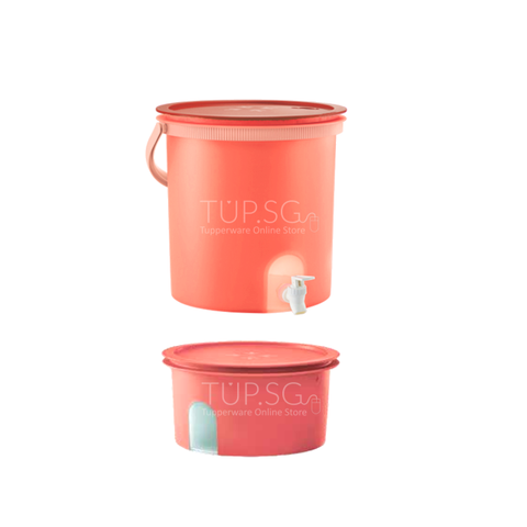 Tupperware Singapore | Water Dispenser (1) 14.5L w/ Base