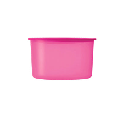 One Touch Topper Medium (1) 1.4L - Pink | Tupperware Singapore
