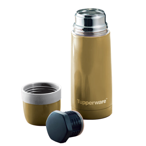 Tupperware Singapore | Thermal Flask (1) 500ml - Gold