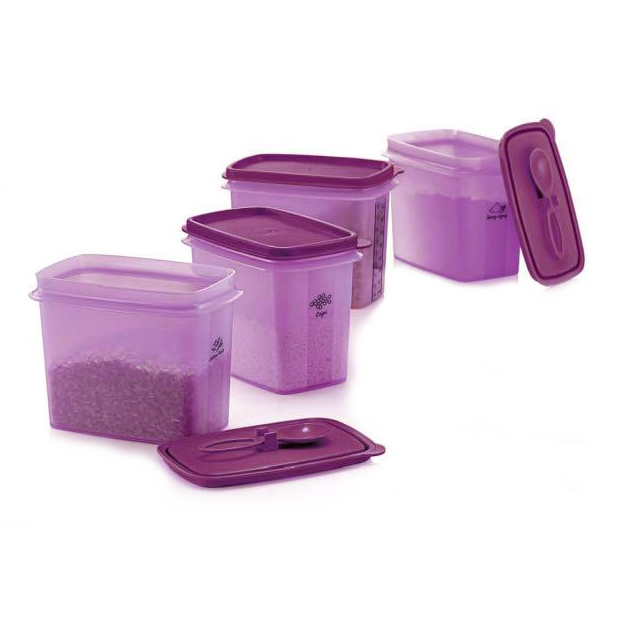 Tupperware Singapore June 2020 | Shelf Saver with Spoon (4) 840ml