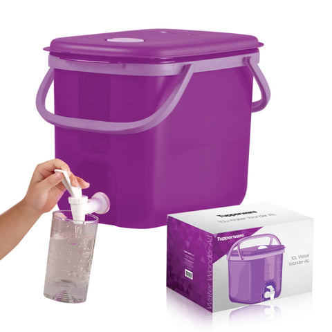 11152843 Water Wonder All (1) 10.0L - Purple | Tupperware Singapore