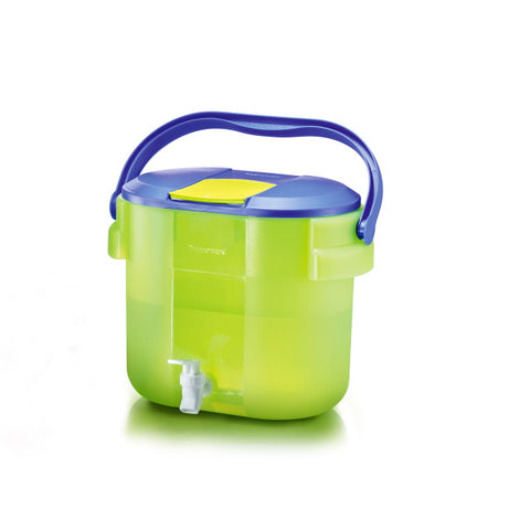 Tupperware Singapore | Outdoor Cooler (1) 8.7L - Green / Blue