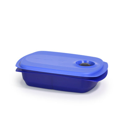 Tupperware SIngapore | Reheatable Divided Lunch Box 1L - Blue