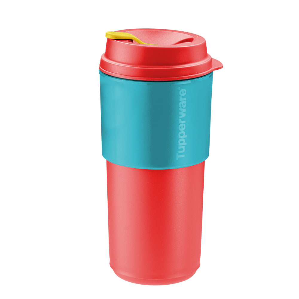 Coffee To Go (1) 490ml - Red | Tupperware Singapore