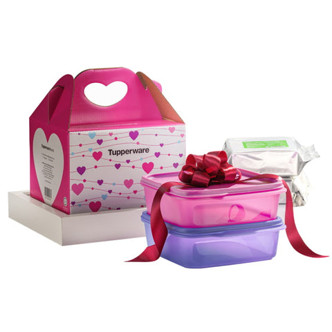 11153933  Season's Greetings Cake Gift Set | Tupperware Singapore