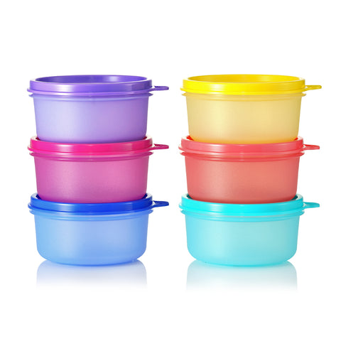 Small Round Container (6) 200ml | Tupperware Singapore