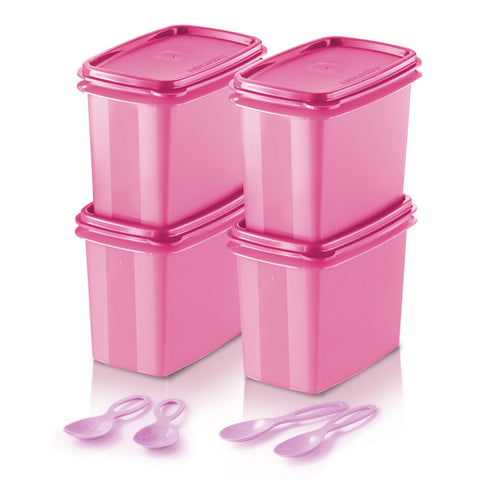 Shelf Savers with Spoon (4) 840ml | Tupperware Singapore
