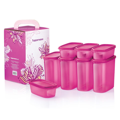 Smart Saver Oval Set | Tupperware Singapore