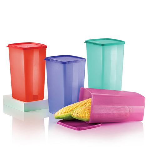 Large Square Round (4) 2.0L | Tupperware Singapore