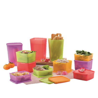 Tupperware 11 Piece Steamboat Preparation Set