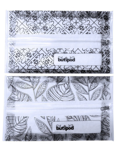 Butipod V4.0 - Pack of 2 in Monochrome