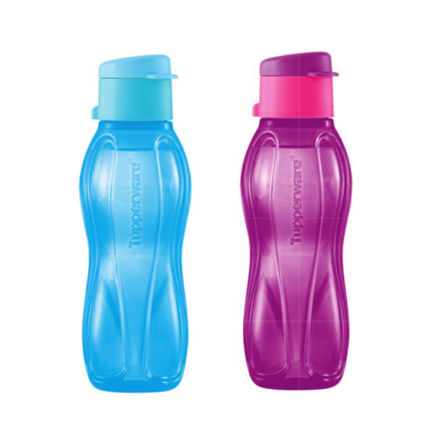 Tupperware Singapore | 2020 Eco Bottle (2) 310ml  - Blue & Pink