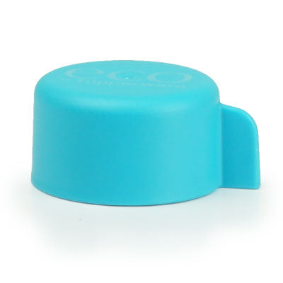Tupperware Eco Bottle Replacement Lid Cap (1L) - Blue - Screw Type