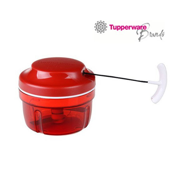 Turbo Chopper Red | Tupperware Singapore