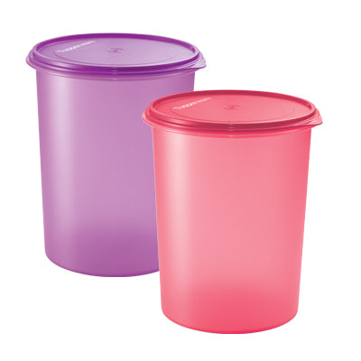 Tall Canister - 10L - Purple / Pink