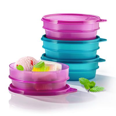 Tupperware Singapore | Sweet Stackable (4) 500ml