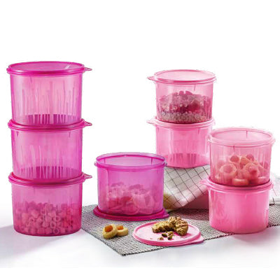 Tupperware Singapore | A2828 Snack N Stack Set
