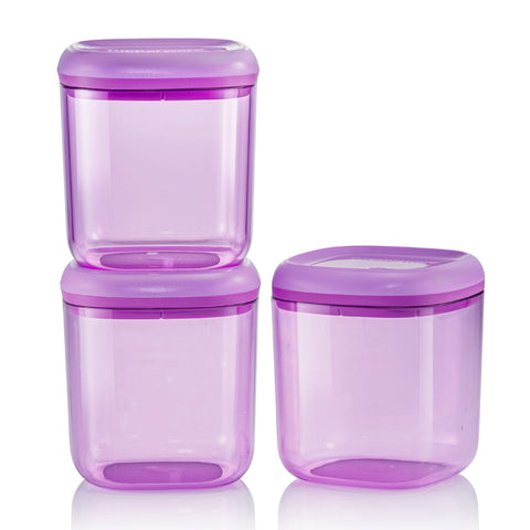 A2870 Crystalline Canister (3) 780ml | Tupperware Singapore