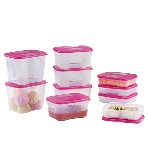 FreezerMate Small Set - 10 pieces | Tupperware Singapore