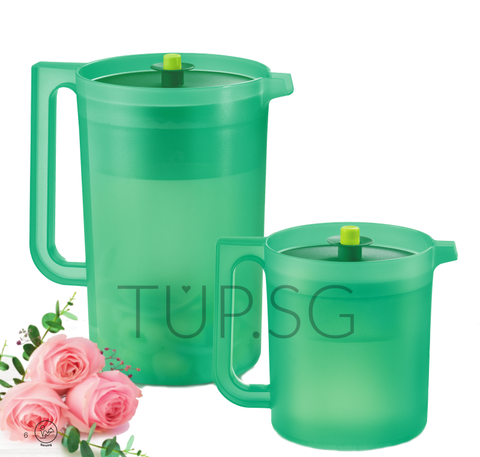 Blossom Giant Pitcher - 4.2L - Green