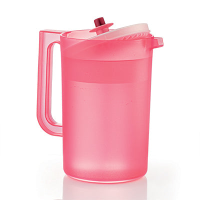 Tupperware Blossom Pitcher (Pink) - 2L